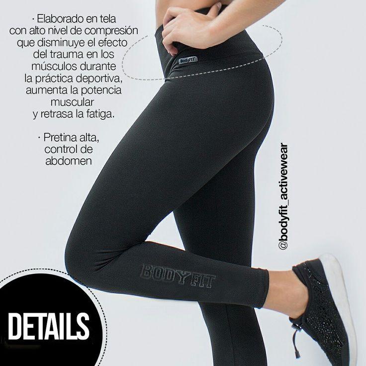 Ya tienes nuestro nuevo #Legging con compresión👉👉👉 sabias que este tipo de prendas tienen todos estos beneficios.. ✅Te ayuda a mantener la temperatura corporal elevada. ✅Previene posibles lesiones. ✅Absorbe y expulsa el sudor rápidamente. ✅Mejora la postura de tu abdomen. ✅ Reduce el dolor muscular. ✅ ayuda a prevenir la aparicion de venas varices. Encuéntralo disponible en todas nuestras tiendas y sitio web www.bodyfitactivewear.com #FitInspiration #ActitudBodyFit  #FashionTrends…