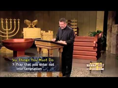 ▶ Six Things You Must Do In The Last Days -  Perry Stone,  28 minutes YouTube