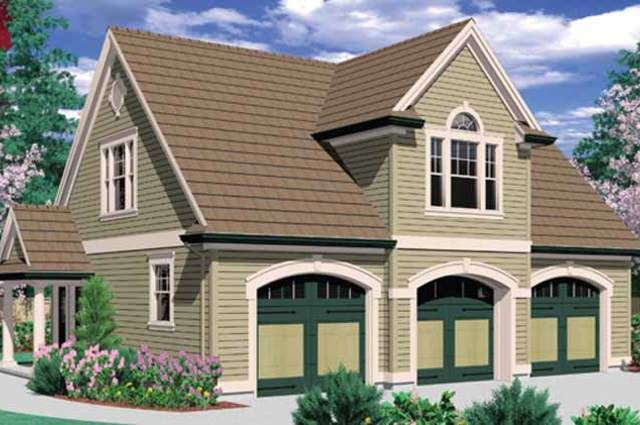 1000 ideas about garage apartment plans on pinterest - Two bedroom garage apartment plans ...