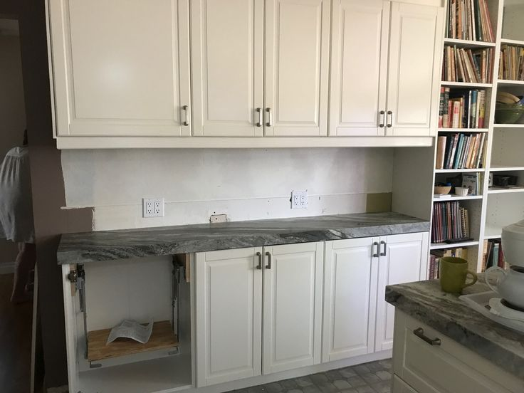 Attractive Arizona Tile Customer, Gwen, Just Got Her New Fantasy Brown Satin  Countertops Installed! Time For The Backsplash! We Used Our Custom Blend  Program To Design ... Amazing Ideas