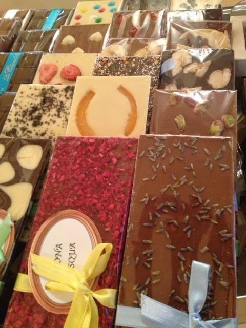 Tavolette ai mille gusti per regali dolcissimi chocolaterie des iles stresa