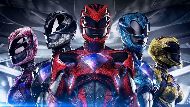 Saban's Power Rangers - Movie - Top Best Movies Club
