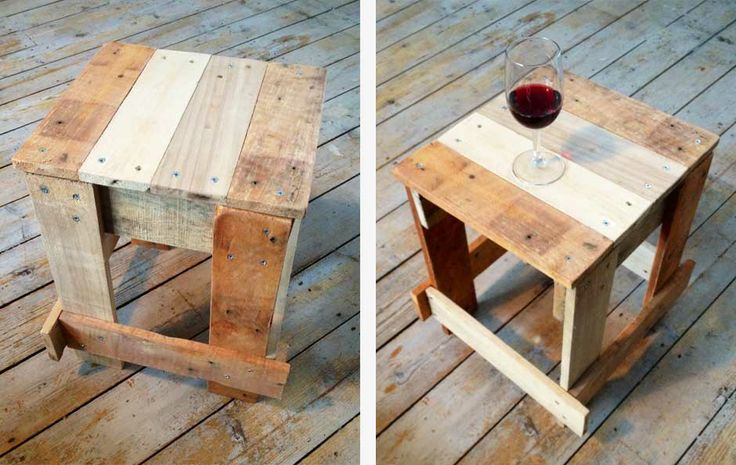 67 best images about pallet stools on pinterest wooden for Stools made from pallets