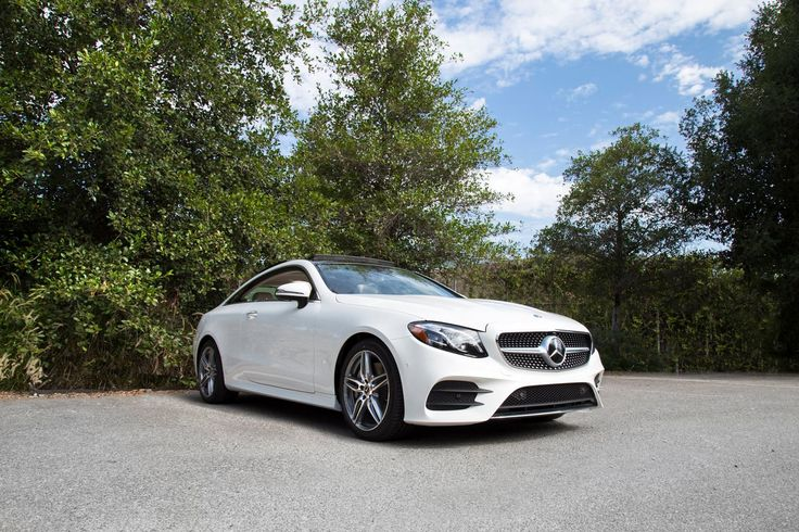 The all-new 2018 E 400 Coupe