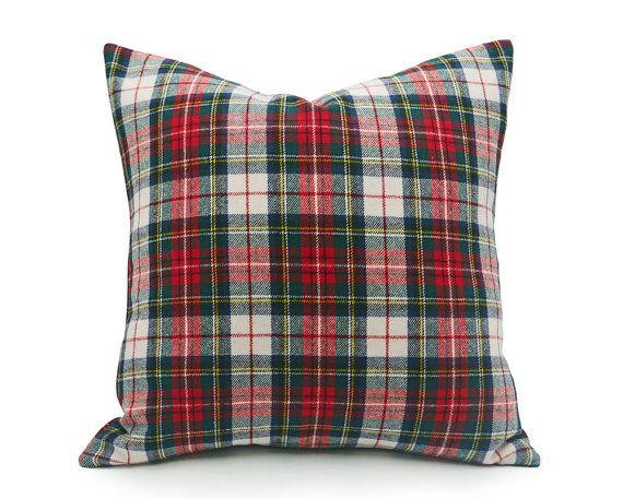 139 best Plaid Pillows Tartan Cushions images on Pinterest ...