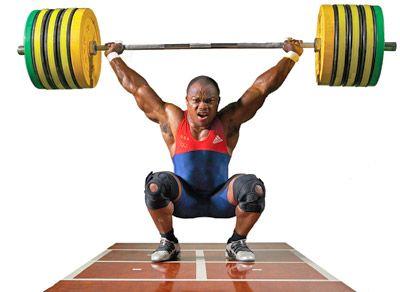 Ganhe 6kg com Levantamento Olimpico ~ MANUAL DO TREINO