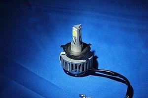 Ultra-bright LED Headlight bulbs.