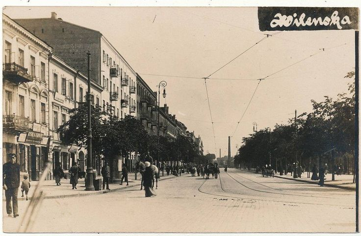 Wileńska street