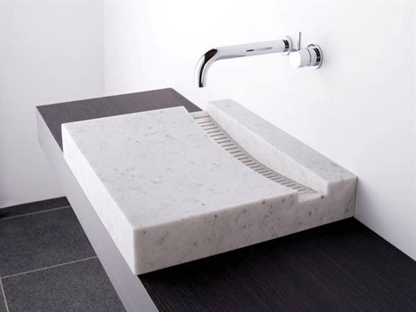 18 creative and modern bathroom sinks designs
