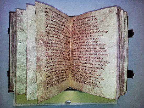 Poema de Mio Cid.-- Ed. facs. del manuscrito de Per Abbat (1207)