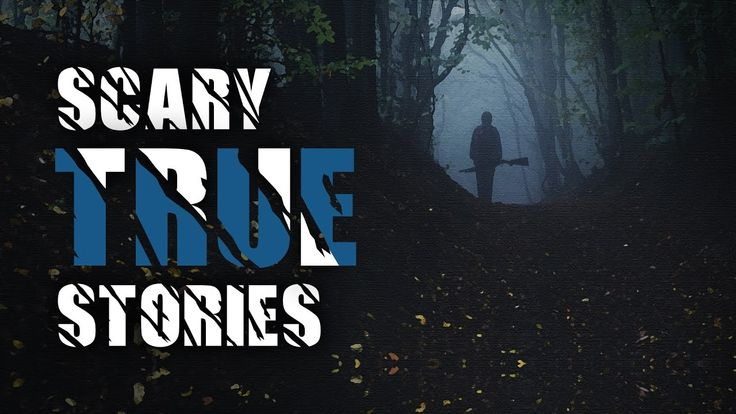 5 Scary True Stories - Paranormal Police Story, Hiking Story, Creepy Nei...
