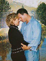"panzrams: ""some photos of erik menendez & his wife, tammi; """