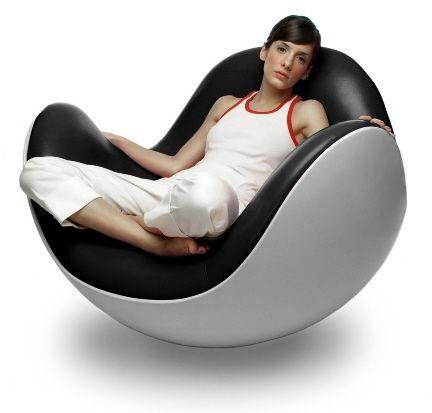 schommelen fauteuil sofa sex tumbler ei stoel schommelstoel echt balkon stoel in Het product is als halve schelp, ontworpen volgens de principes van de mechanica, het kwartet valt niet, ook wel bekend  van stoel mechanismen op AliExpress.com | Alibaba Groep