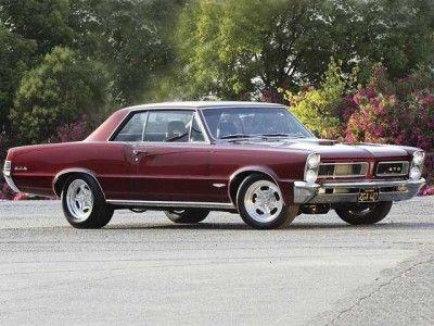 1965 pontiac gto top ten classic muscle cars