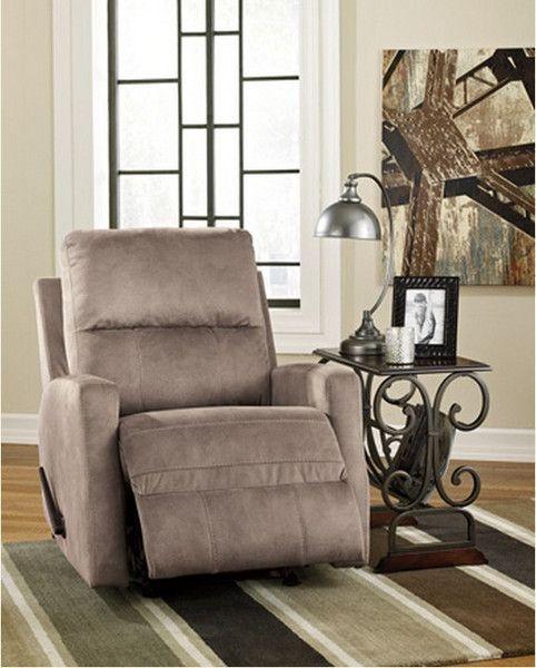Ashley Furniture Kenosha: Living Room Recliner: Karrabin Recliner By Ashley