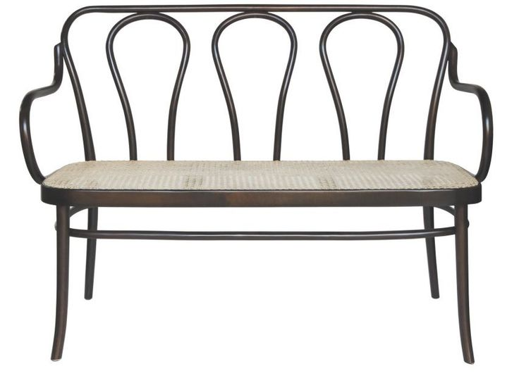 THONET No.18 SETTEE BENCH SOFA CHAIR VINTAGE RETRO MODERN BENTWOOD 6653/18 For kitchen
