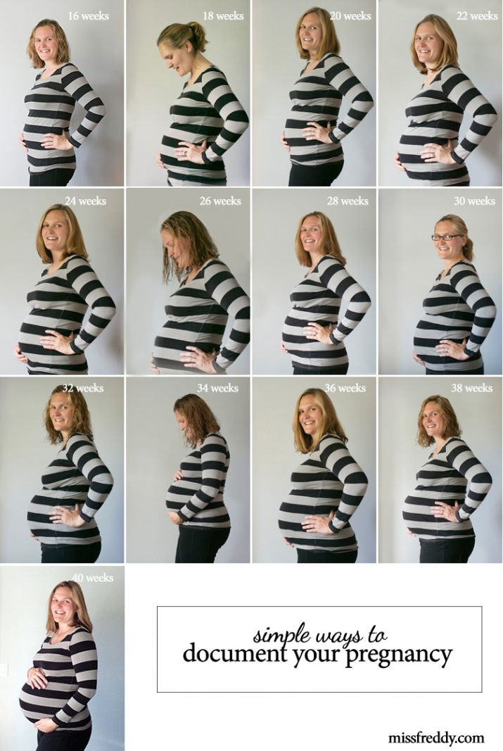 Love these super SIMPLE ways to document your pregnancy!  Plus download a FREE pregnancy journal!