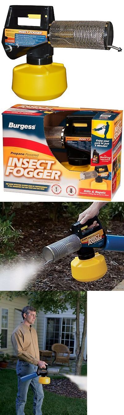 Foggers 181037: Burgess 1443 Propane Insect Fogger For Fast And Effective Mosquito Contro... New -> BUY IT NOW ONLY: $66.78 on eBay!