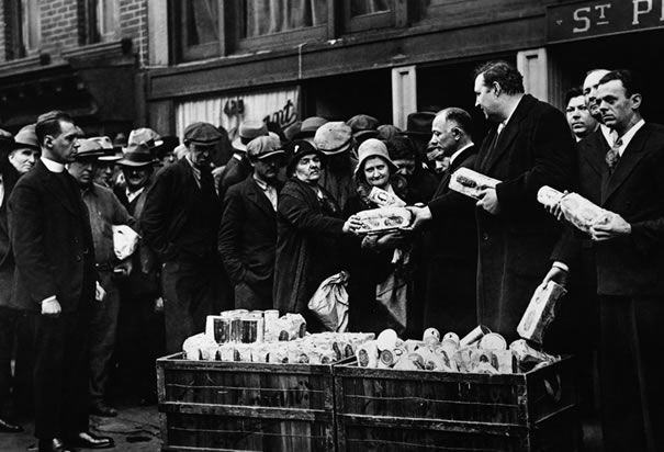 The great depression of 1929s and americas economy