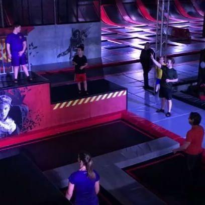 Super gave #routine gemaakt tijdens de Stunts & Tricks lessen  bij Jump XL Waalwijk!😎 #stunt #stunt #trick #tricks #lessen #Waalwijk #jumpxl #jumpxlwaalwijk #trampolinepark #instacool #instajump