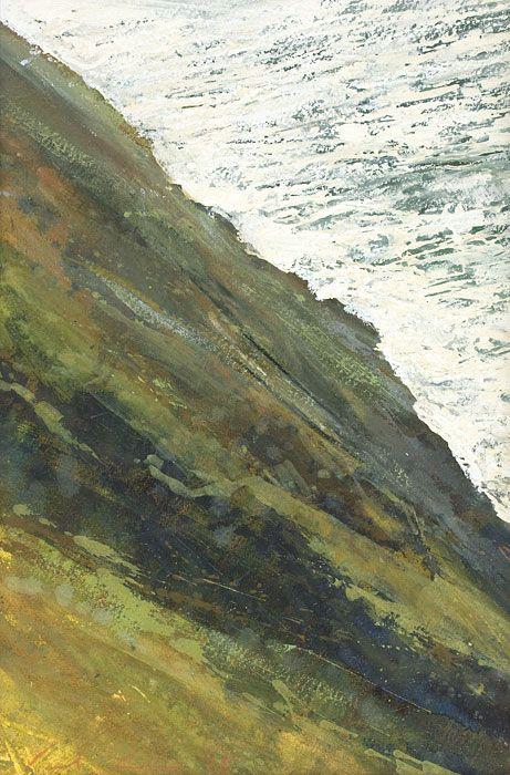 Paul Lewin - Cliff Edge, Botallack