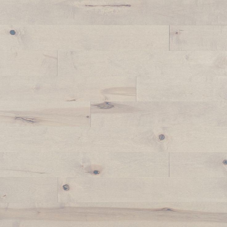 Érable Snowdrift Caractère Prononcé - Image plancher