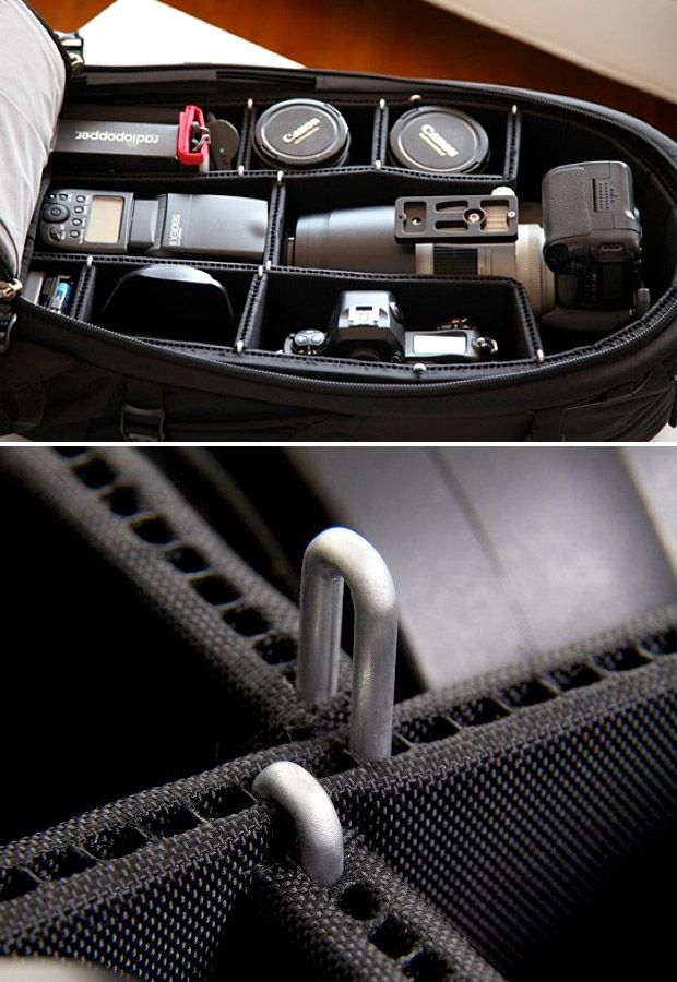 TrekPak. Awesome for the Photographer.