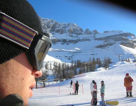 Sciare: idee e destinazioni low cost. Più neve per tutti: un'idea possibile © Fotografia di Annalisa Primiccio