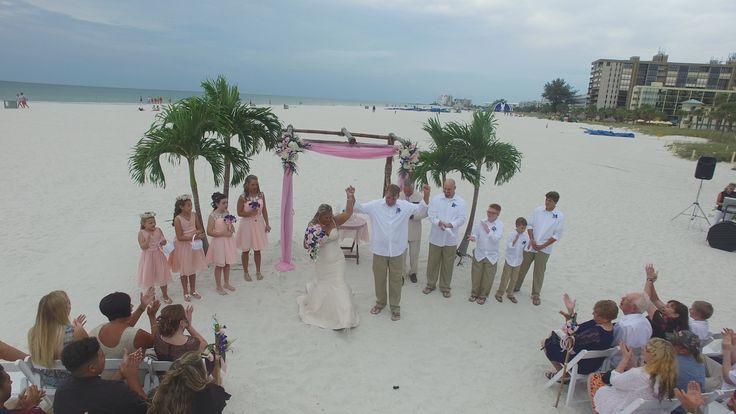 Photographers St Pete Beach Weddings Grand Plaza Don CeSar Sirata