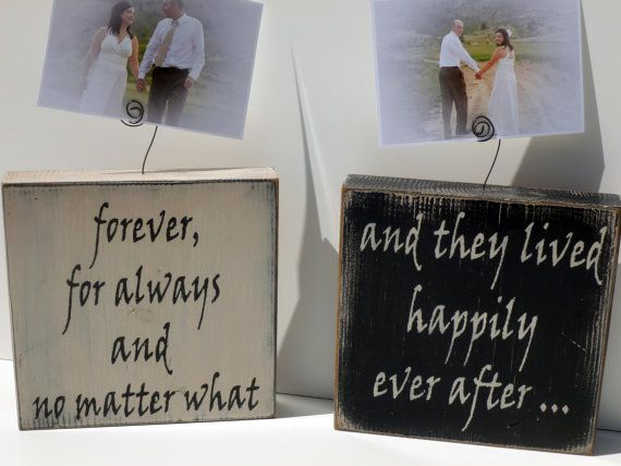 Wedding Decoration Guest Table Wedding Gift Country Wedding Vintage Wedding Rustic Wedding Decor Picture Frame Heirloom