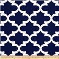 Premier Prints Fynn Blue- for making curtains!