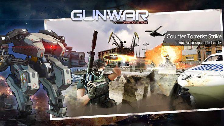 Gun War: SWAT Terrorist Strike v2.1.8 [Mod] Apk Mod  Data http://www.faridgames.tk/2017/04/gun-war-swat-terrorist-strike-v218-mod.html