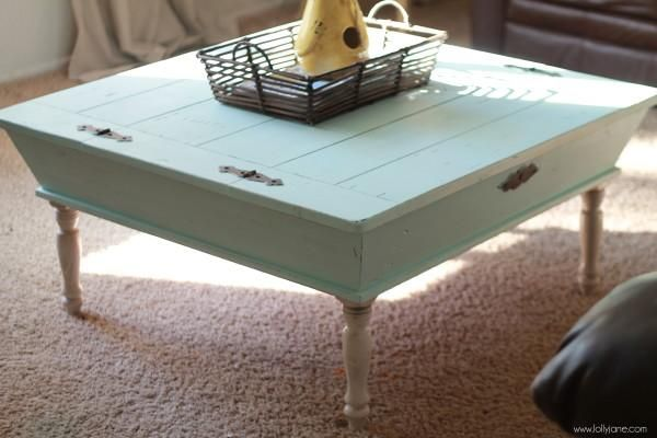 Ideas About Redo Coffee Tables On Pinterest Coffee