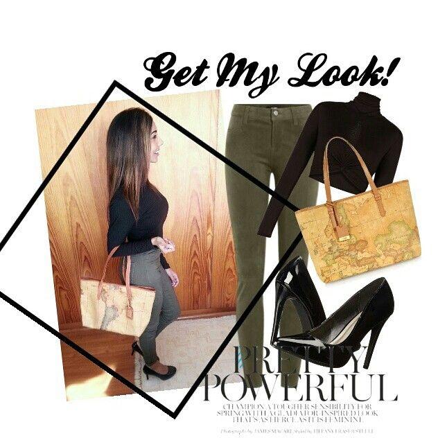 #GetMyLook Fashion Tutorial