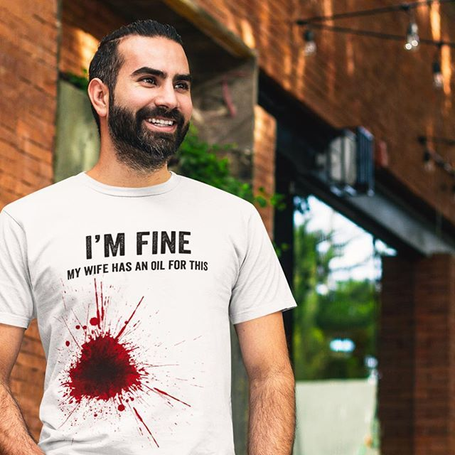 Pin on Men's Collection | Essential Oil T-shirts