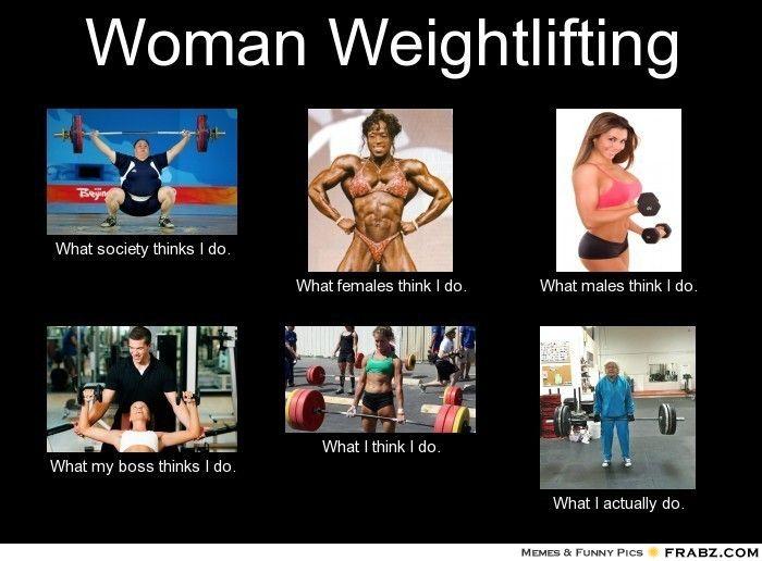 Funny Girl Gym Meme : Fitness memes photo my vision board pinterest