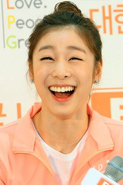 Thank you, Queen Yuna Kim! I love you!
