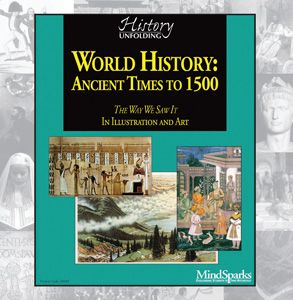 WORLD HISTORY UNFOLDING, Set 1