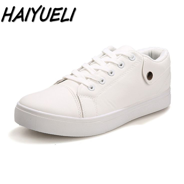 Fashion Simple Embroidery Casual Shoes Women's Flat Sports Lace-up Skateboard Shoes ( Color : White  Size : 39 )