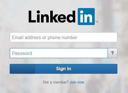 Create LinkedIn Profile - LinkedIn Registration - LinkedIn Sign Up