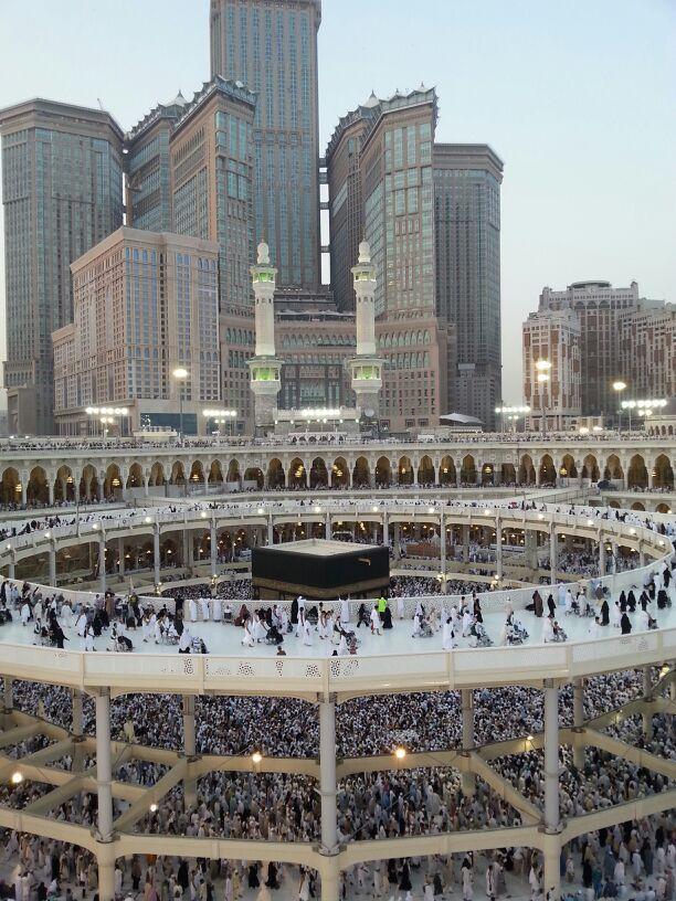 Kaba-Mecca-Saudi arabia
