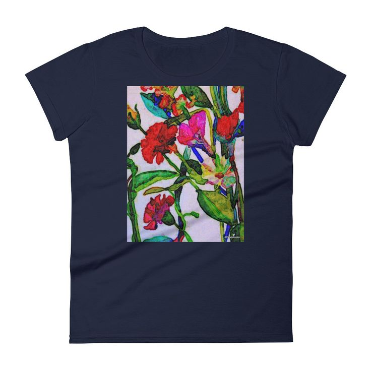 """Free Spirited,"" Women's short sleeve t-shirt"
