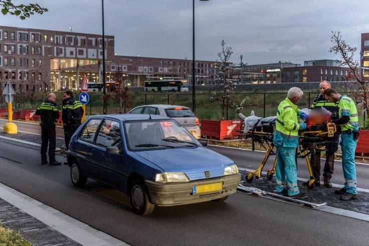 Fietsster gewond na ongeval Stationslaan Breda - Breda, fietsster, Stationslaan - http://wp.me/p8nLn8-bc4