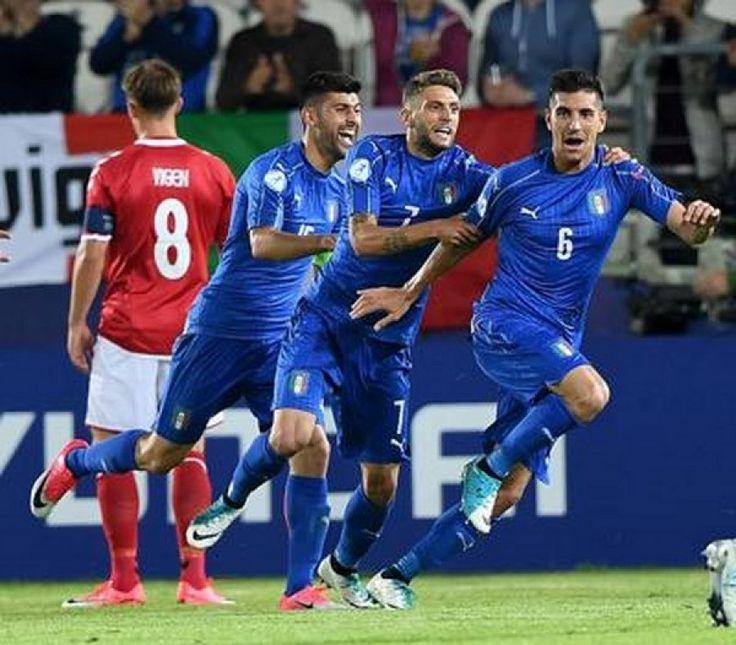 Pellegrini, «Battere 3-1 la Germania per andare avanti agli Europei»