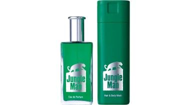 LR Jungle Man Duftset I http://bit.ly/1i8APBv :  Haar- & Körper-Shampoo: 200 ml Jungle Man Eau de Parfum: 50 ml