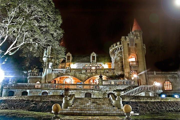 Museo El Castillo,MEDELLIN, COLOMBIA !
