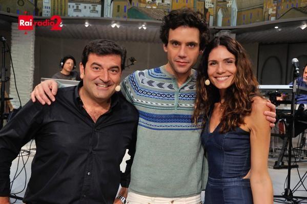 Mika in Rome (Radio 2 Supermax - June 17th, 2015)