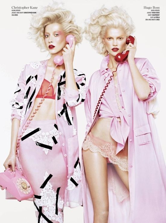 V Magazine Spring 2013 Editorial by Sharif Hamza