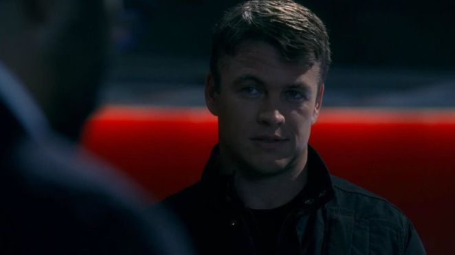 Luke Hemsworth as Ashley Stubbs in Westworld