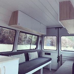 The Perfect Little Beach Cottage Show Off Your Sprinter Van